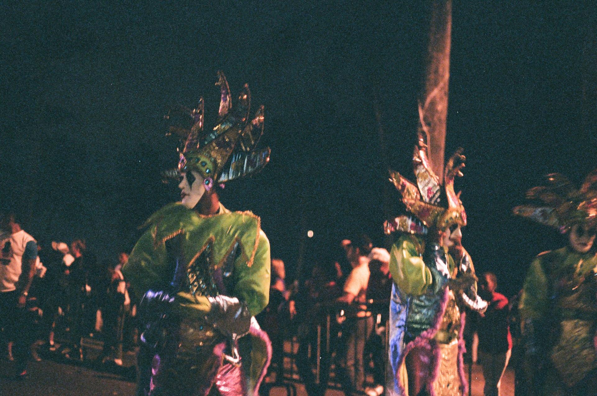 CONTRASTARE Carnaval Dominicano